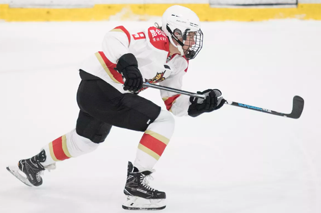 Alex Carpenter Continues to Dominate Womens Hockey