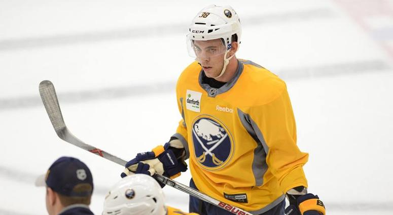 Casey Fitzgerald Signs Pro Contract with Buffalo Sabres